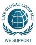 国際グローバル・コンパクトへの参加商品でもあります